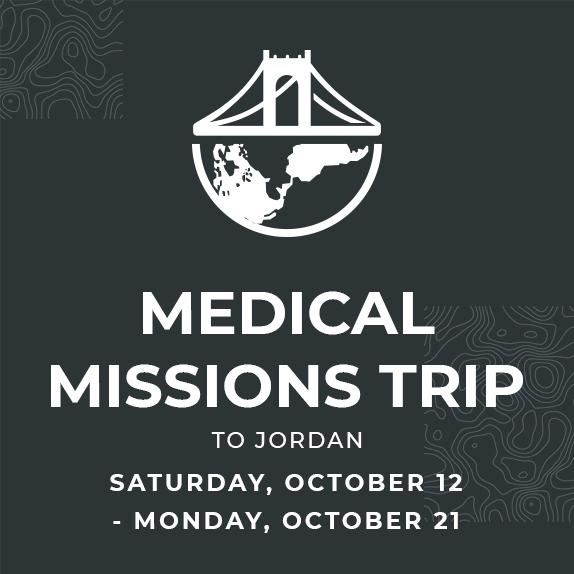 Sat, Oct 12th - Mon, Oct 21st - Jordan
