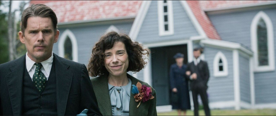 Image from film Maudie - supported by Harold Greenberg Fund