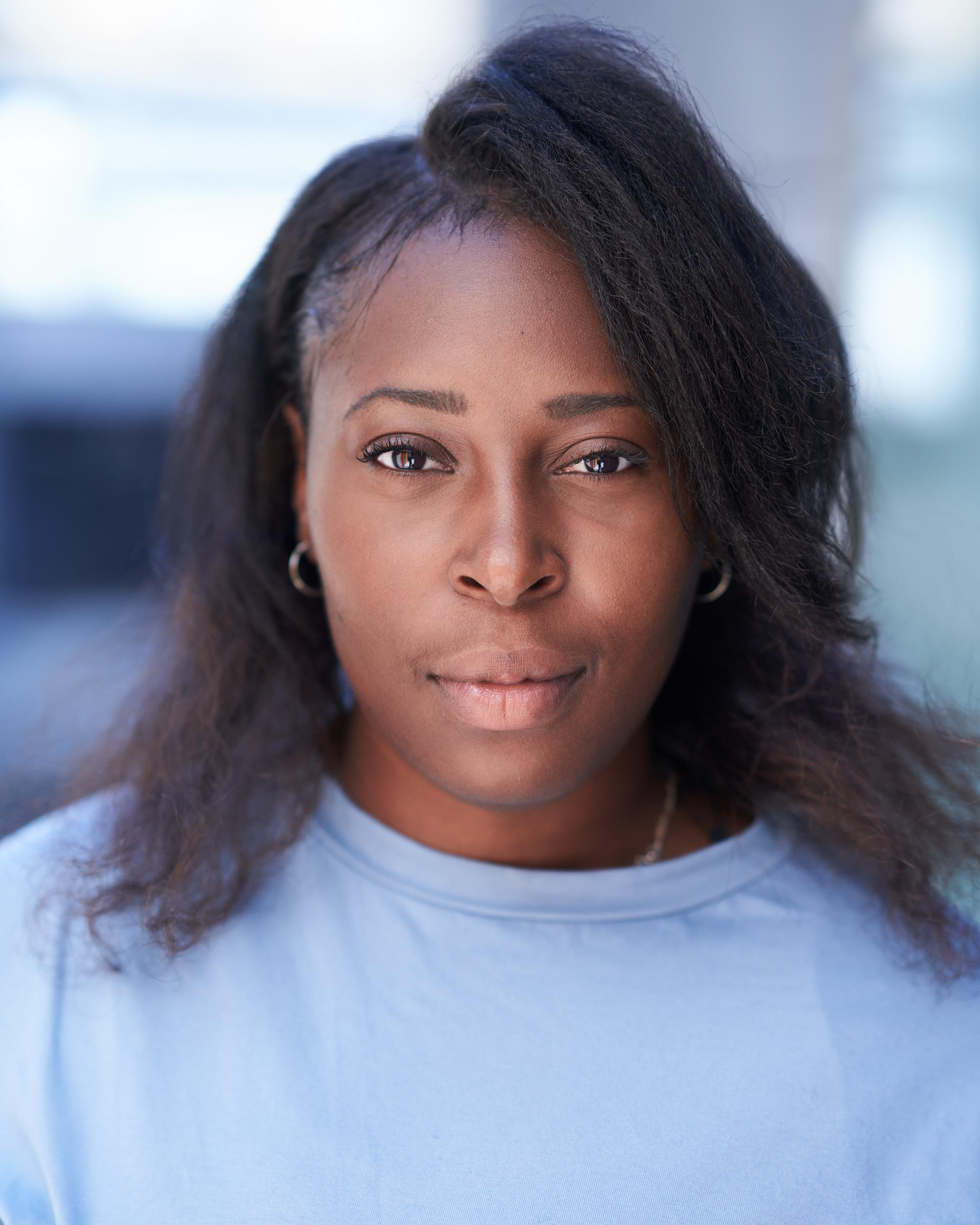 Joy Egwabor-Fraser
