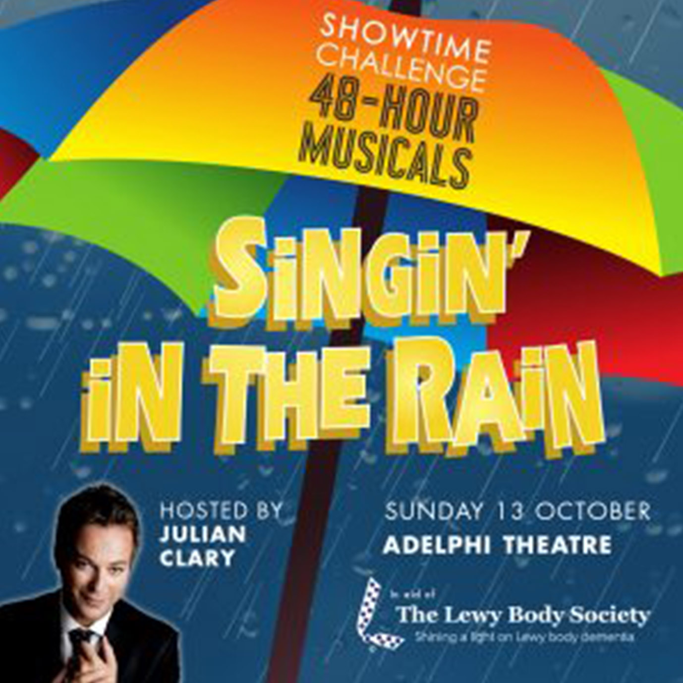 Honor O'Neill to appear in Singin' In The Rain - Honor will be joining the ensemble this year at The Adelphi Theatre. The show is entirely rehearsed and staged across 48 hours.