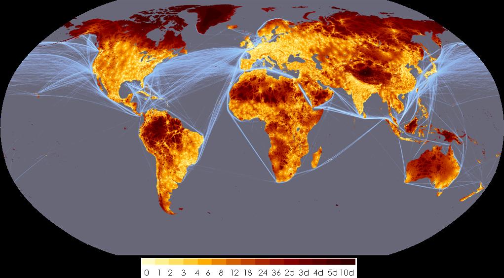 Economic geography -