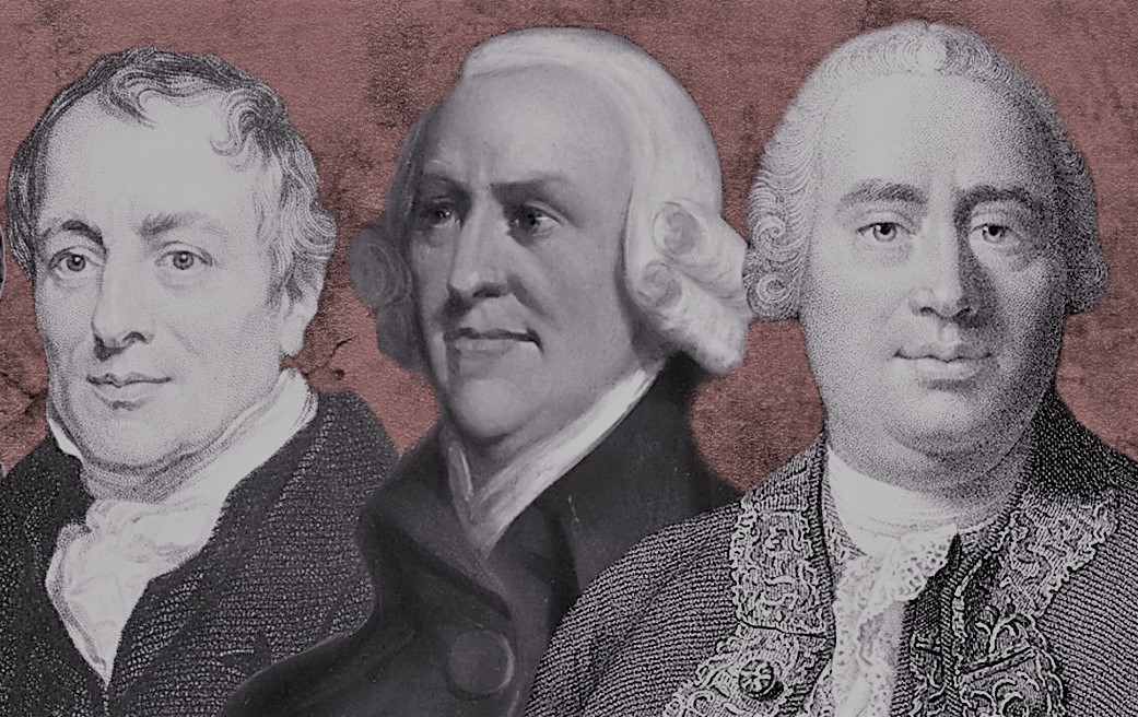 Classical Political Economy -