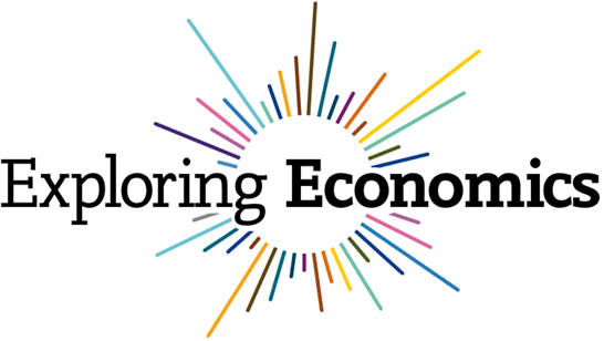 - Exploring economicsgives an extensiveoverview of online courses in different approaches and disciplines.