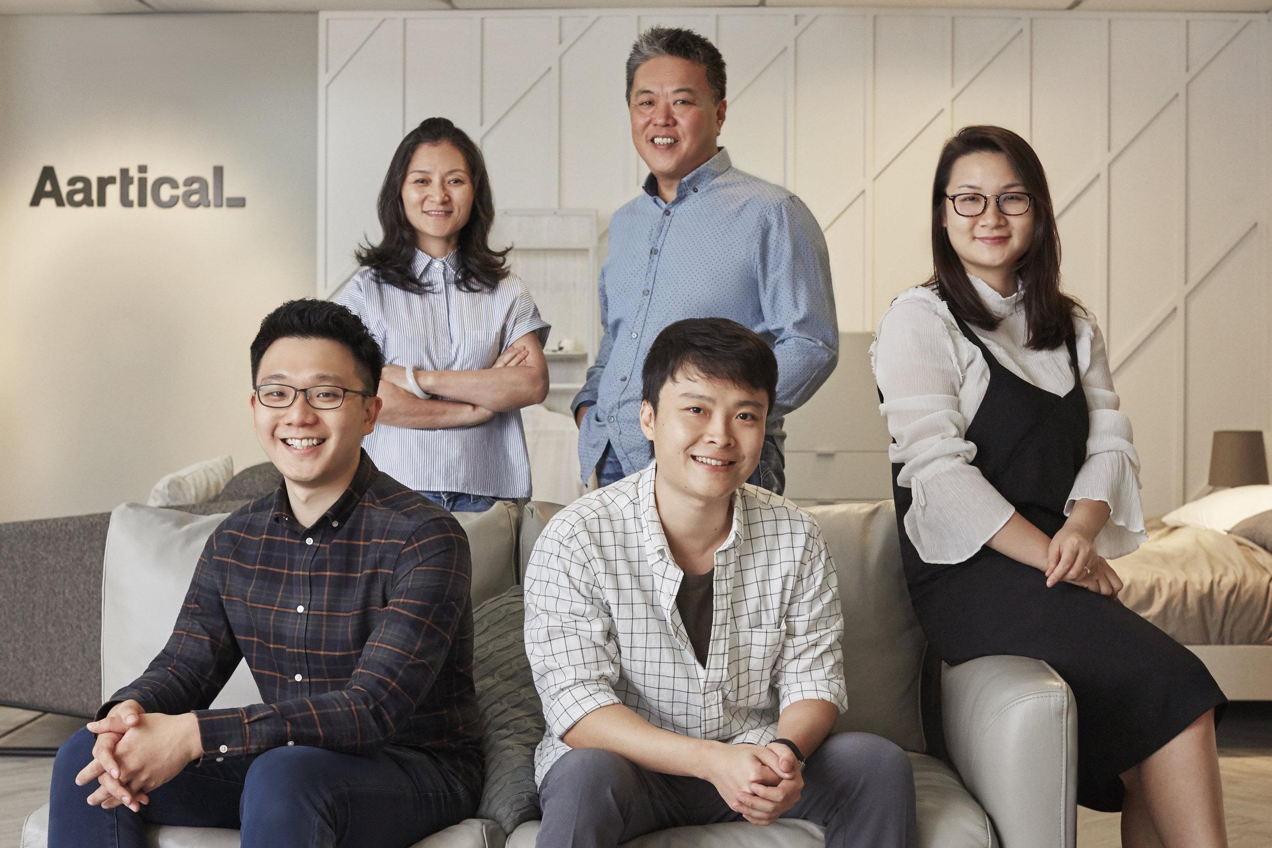 Design & Development Team - Toh Teng SengZhang Wen XianAmos GohPang Min HuiEliza Guo