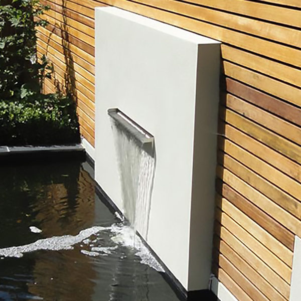 Water Features - Bespoke or off-the-shelf water features, built & installed.