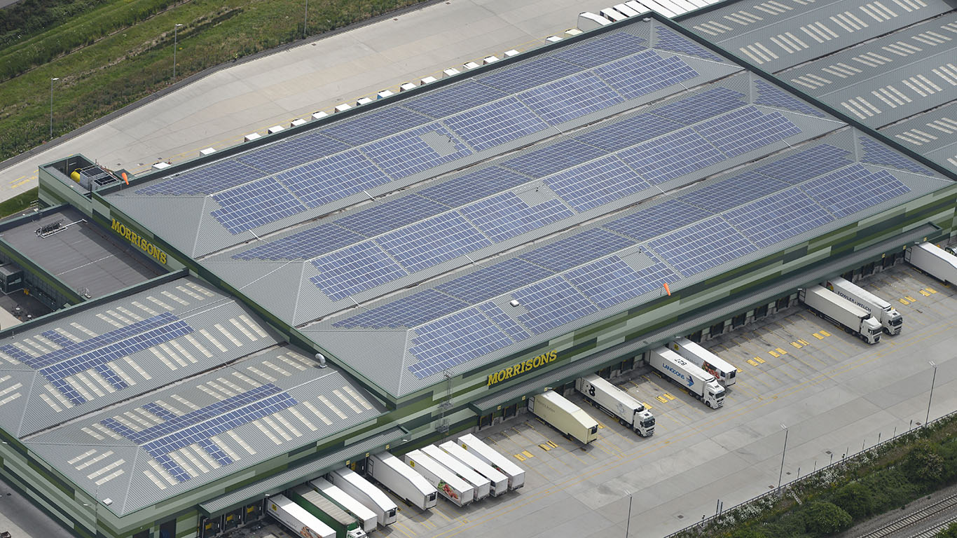 Cold Store / Distribution Centre - Somerset  - 1MW