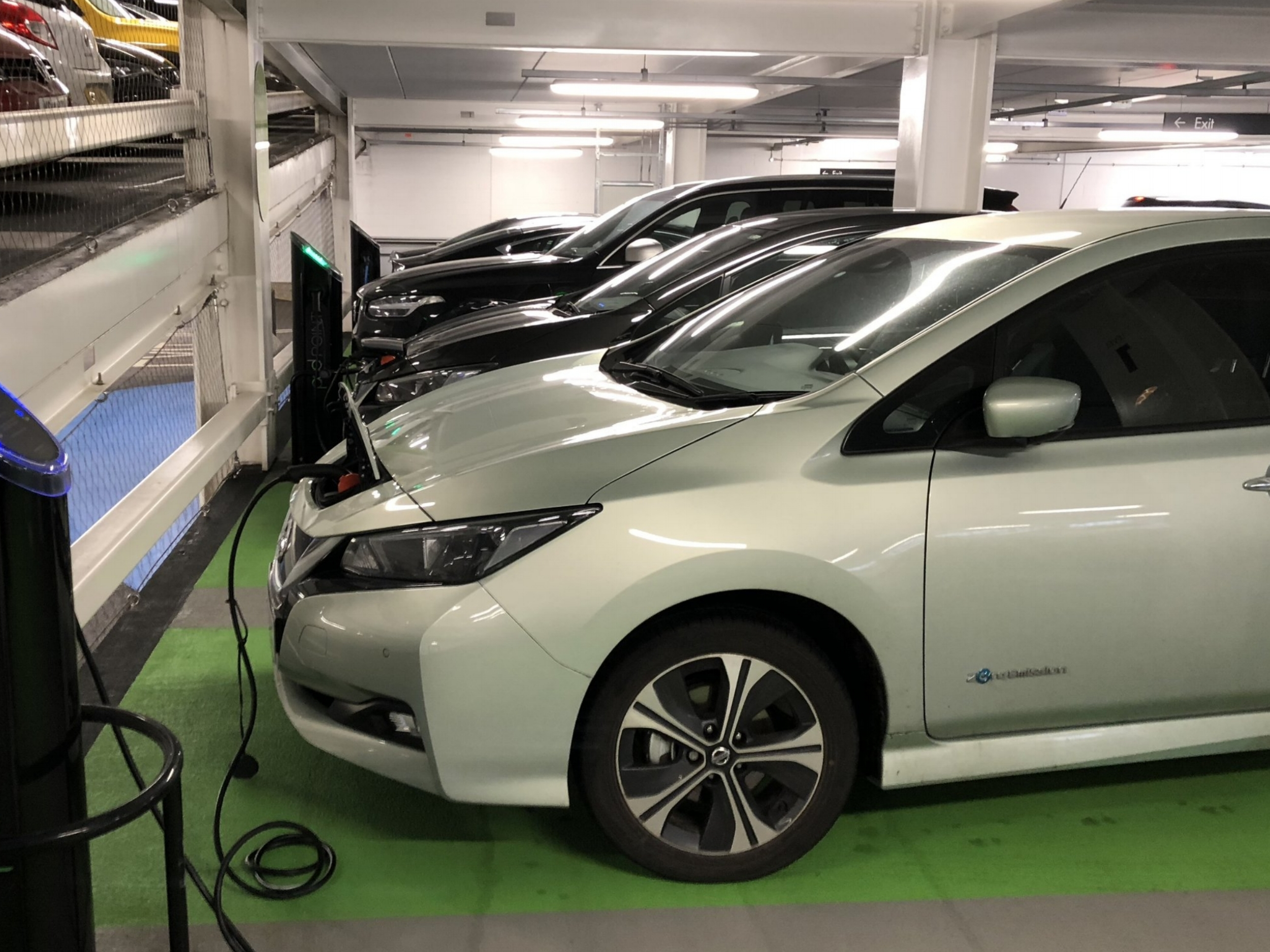Electric Vehicle Charging -