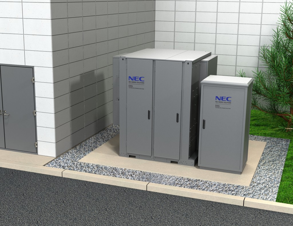 NEC Energy Solutions - DSS 30kW to 710kW