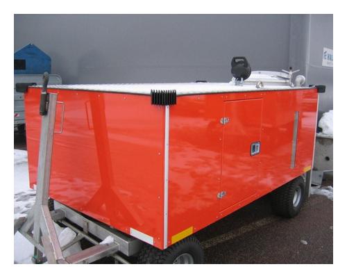 Lavatory & water service units — Avigroup