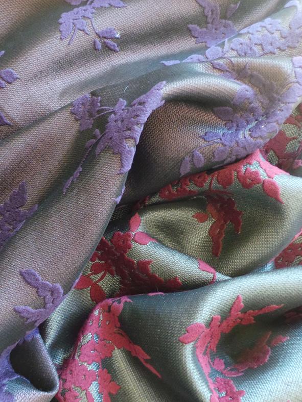 Vanda Lurex Wool