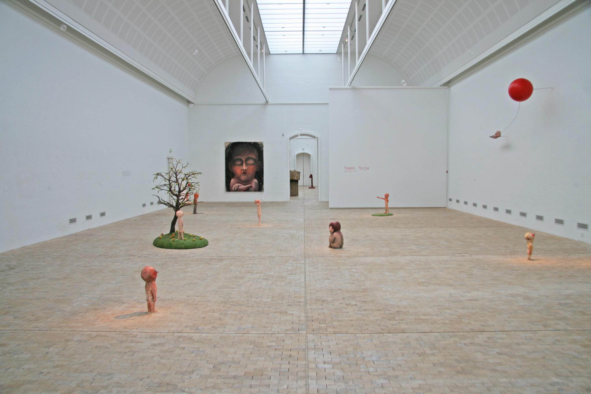 Sønderjyllands kunstmuseum, Tønder,Denmark 2011 -