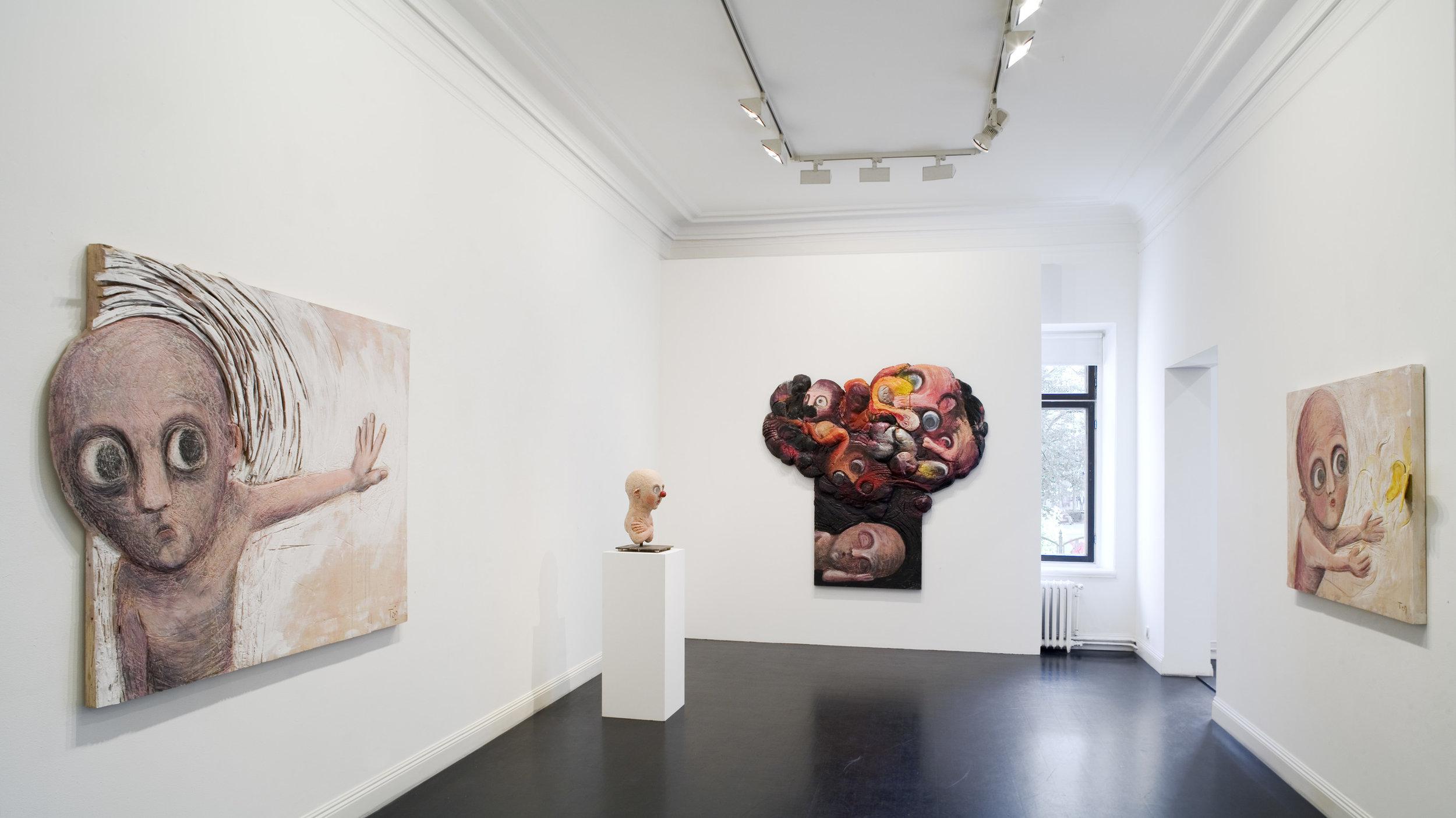 Galerie Forsblom,Helsinki 2009 -