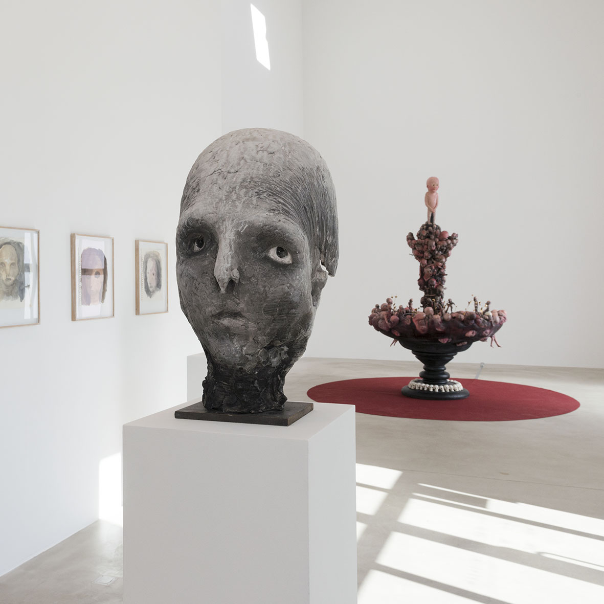 memento mori,makasiini contemporary, turku2017 -