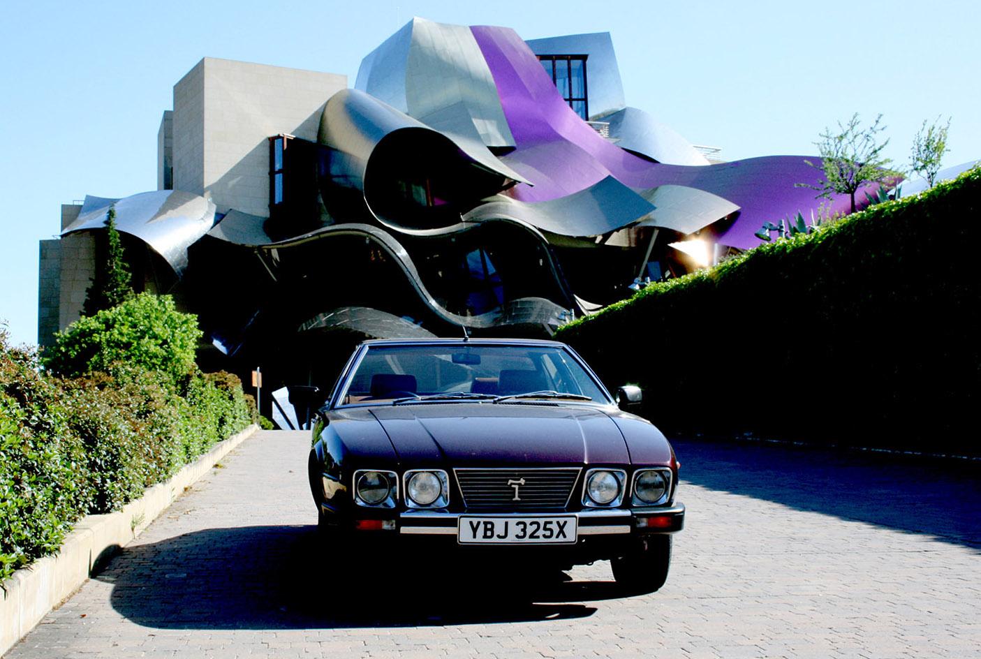 1982 De Tomaso Deauville Series 2, fully restored.