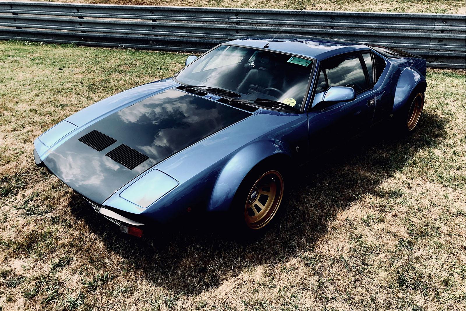 Pantera GT4.