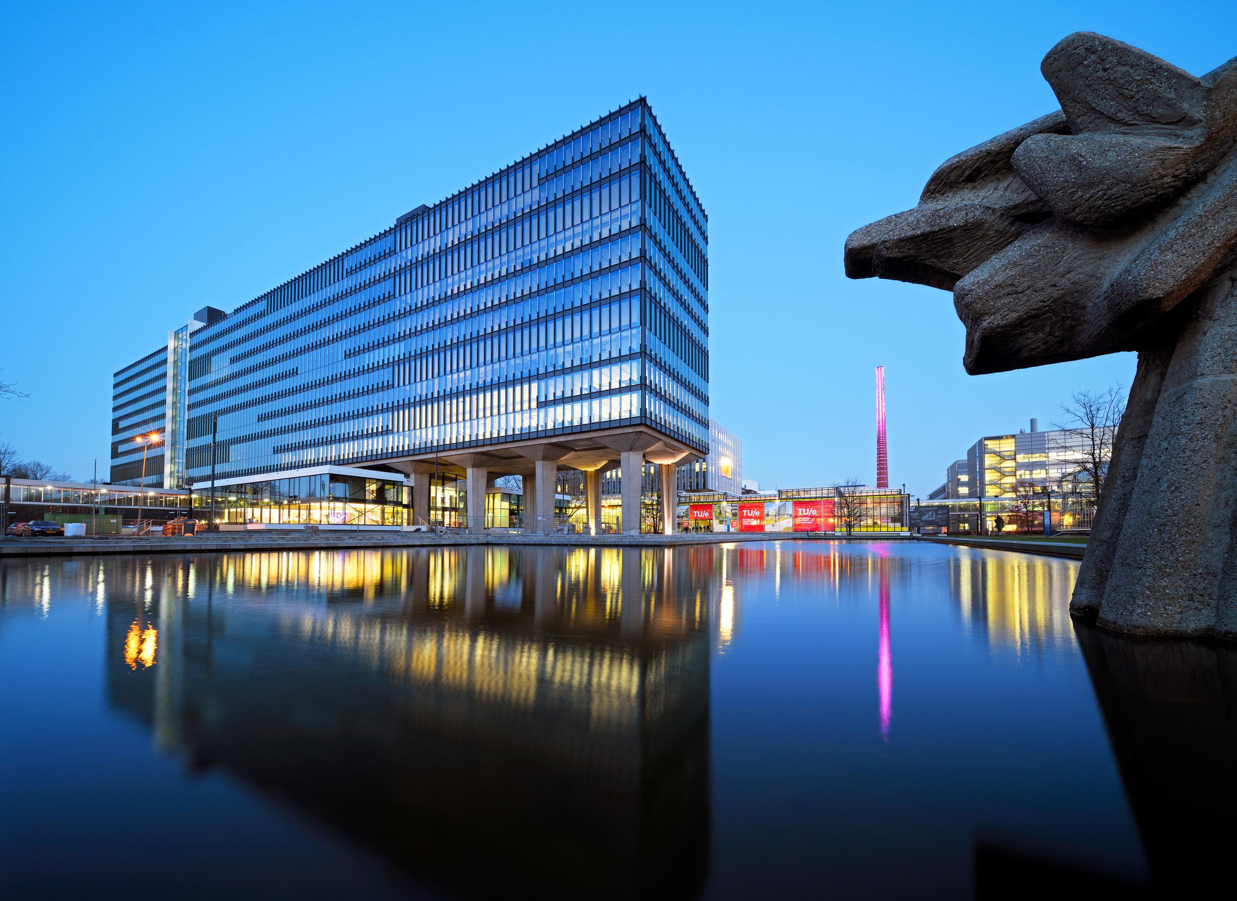 Atlas building, picture by Bart van Overbeeke