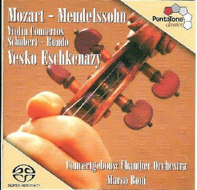 Mozart - Mendelssohn