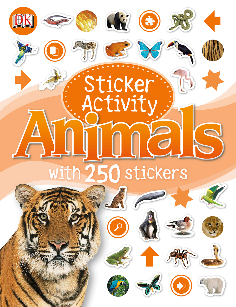 Sticker Activity series