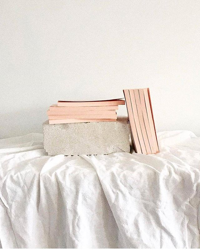 "Within these peach pages is one of the most important phrases we always come back to... ⠀⠀⠀⠀⠀⠀⠀⠀⠀⠀ ""You don't need all the things you think you need, to do all the things you feel called to do. You have all you need right now, right here - now go make life beautiful."" ⠀⠀⠀⠀⠀⠀⠀⠀⠀⠀ If you haven't yet, we recommend heading over to  @tessguinery and nabbing yourself a copy of The Apricot Memoirs. Each time we pick it up, it's the perfect reminder of living right in the moment and appreciating the little things in every day. ✨"