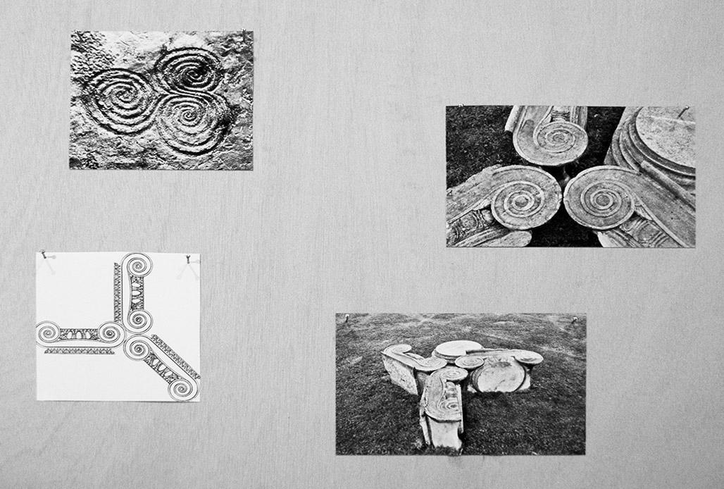 Rockingham (2014) installation view, Roscommon Arts Centre, Ireland