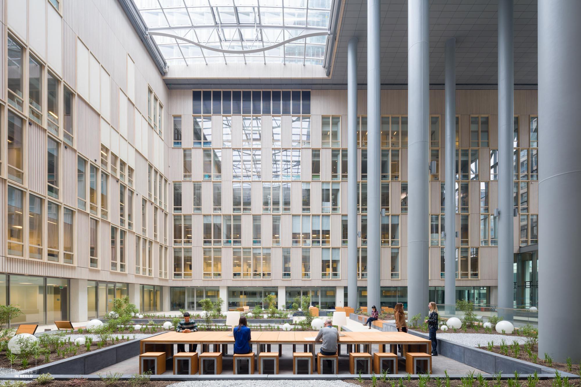 Atrium Erasmus MC