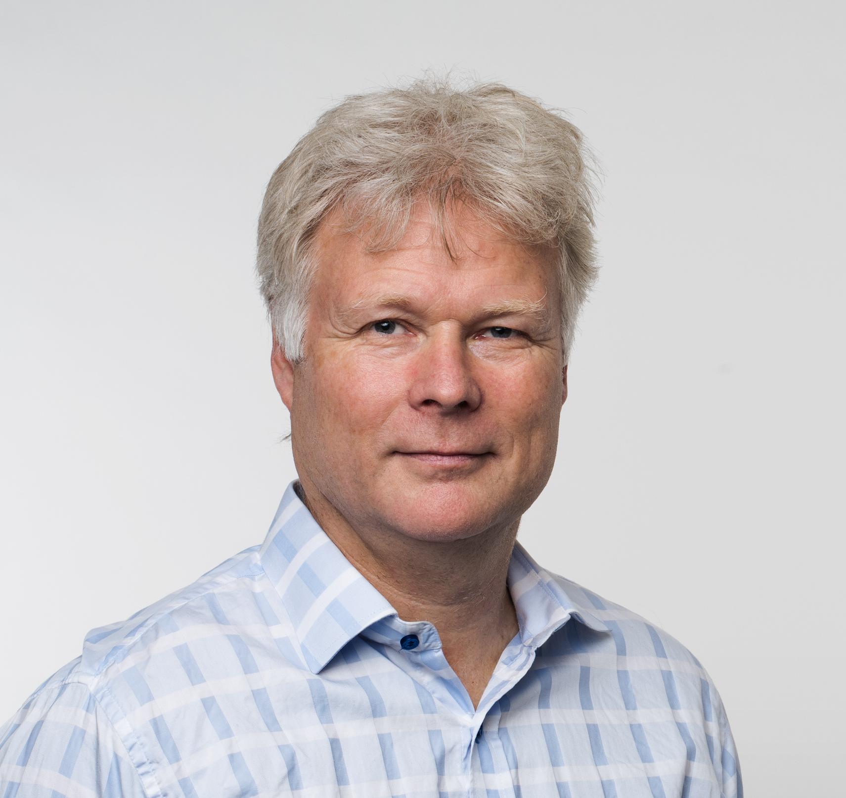 Administrerende direktør i Future Production, Torstein Bringa, leder et selskap i vekst.