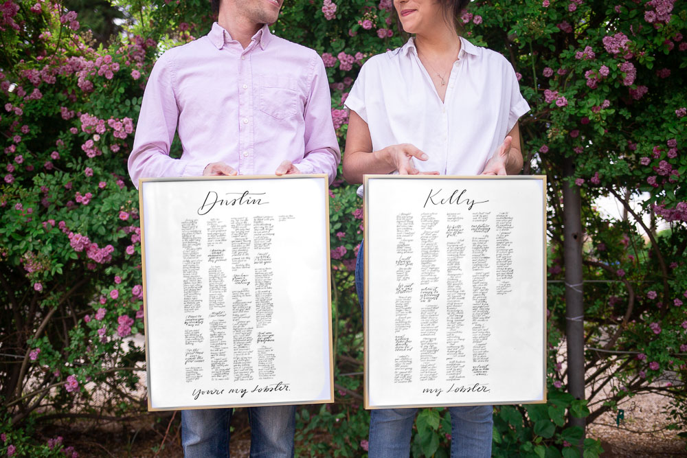 Anniversary Gift for Intentional Couples