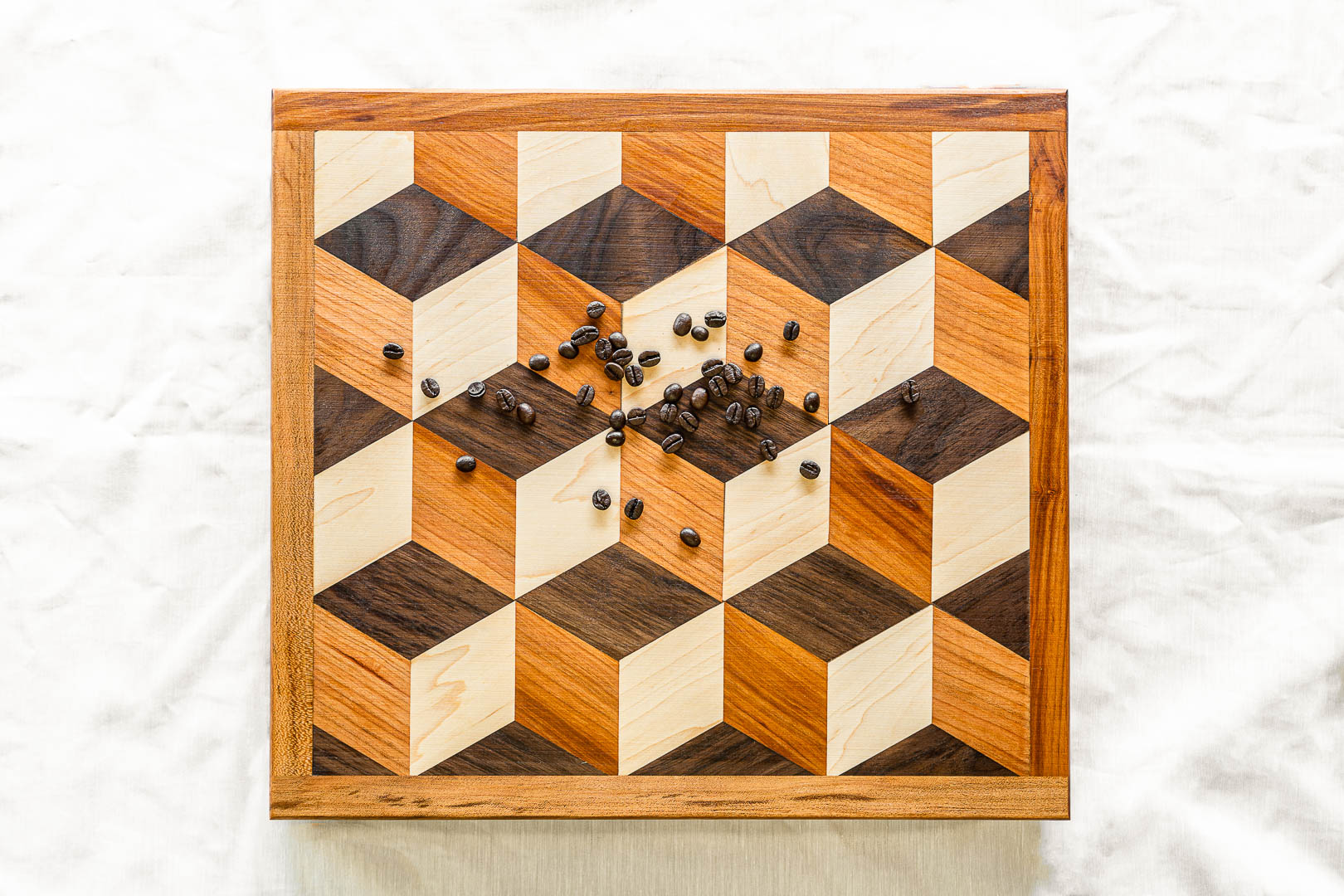 Hexagon Geometric Design Cutting Board-4.jpg