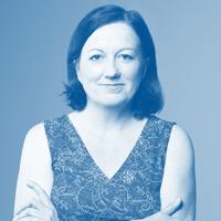 Claude-Anne Savin  ARTE Head of the Department PR & Communication