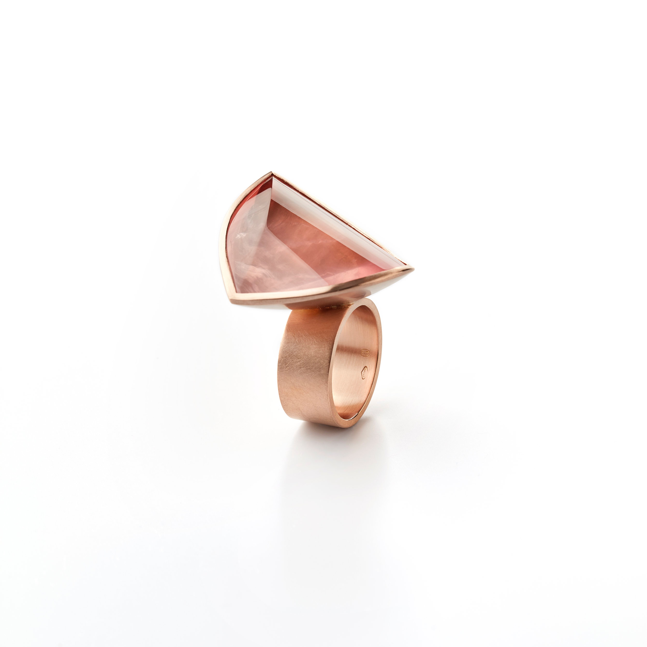 Ring Hidden Secret VII, 18k rood goud+rozenkwarts 41,11 ct, Rembrandt Jordan.jpg