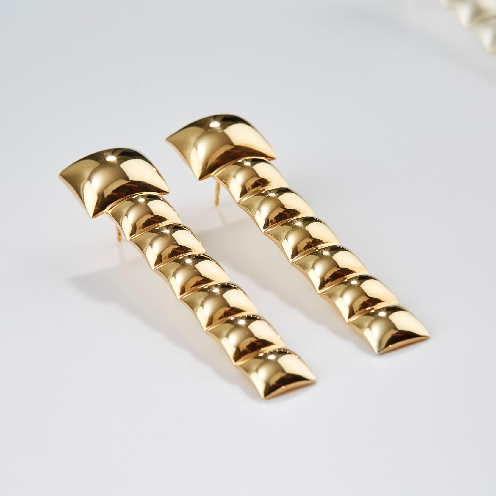 Oorjuwelen Repetition, 18k goud, Rembrandt Jordan.jpg
