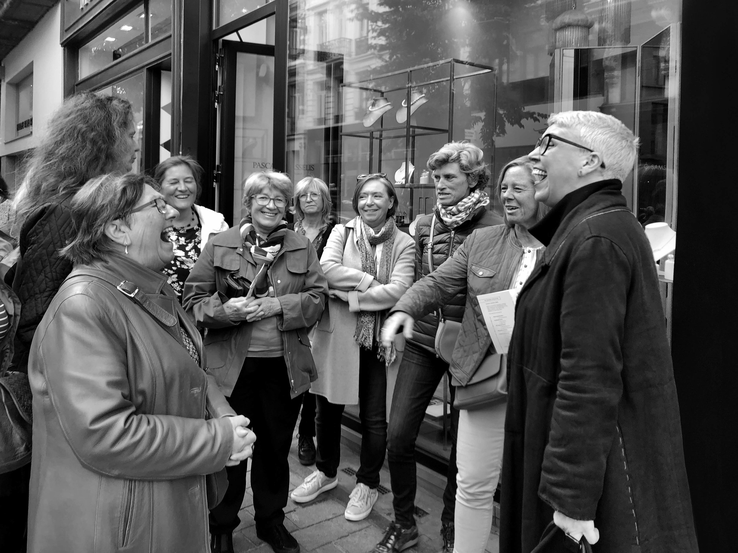 Guided Tours - Follow our guide through the Old City Centre or dynamic Fashion District and discover why our city is famous for Diamonds, jewellery and fashion…