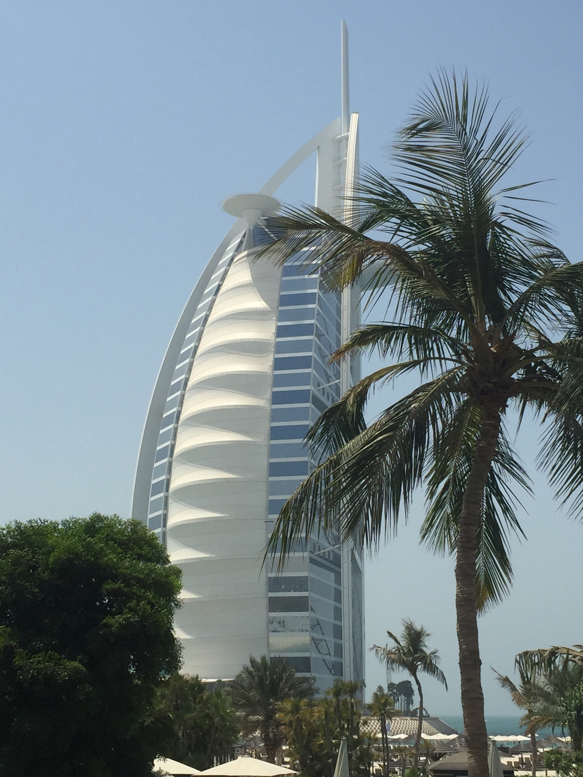 Postcard from Burj Al Arab -