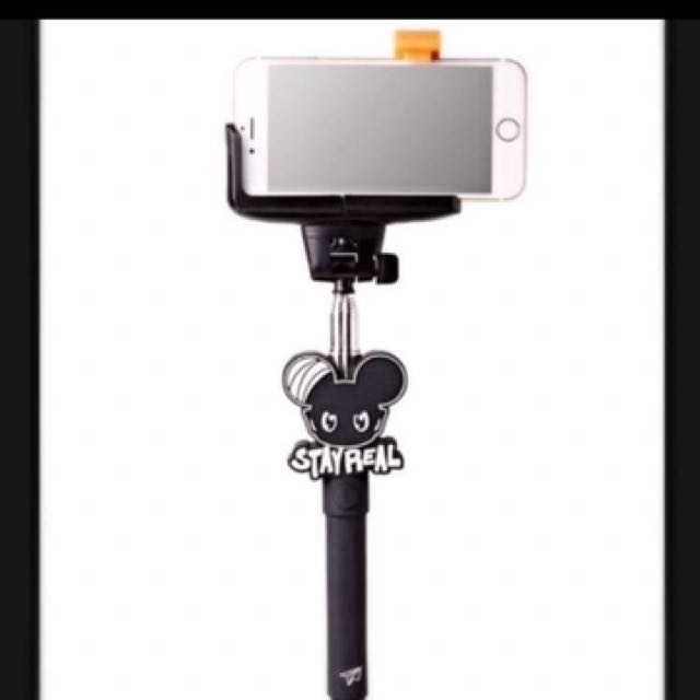 Stay Real Selfie Stick - Brand new in boxPrice: $28.00 SG
