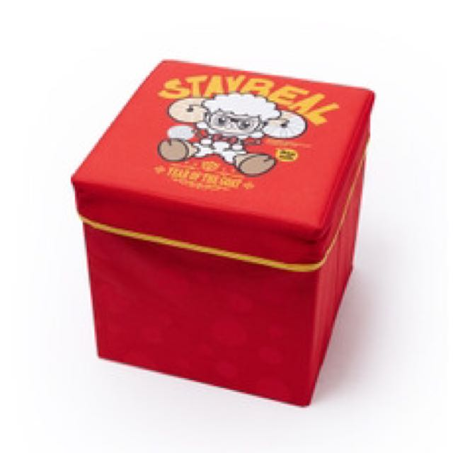 Stay Real Limited Edition Goat Mousy Box  - Limited edition 2015 Prosperity Box in packagingPrice: $20.00 SG
