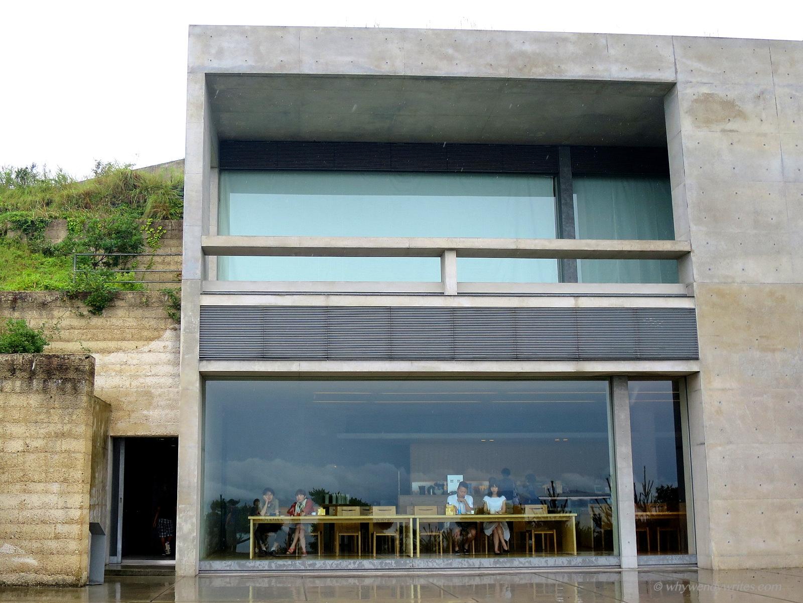 Chichu Art Museum's Chichu Café