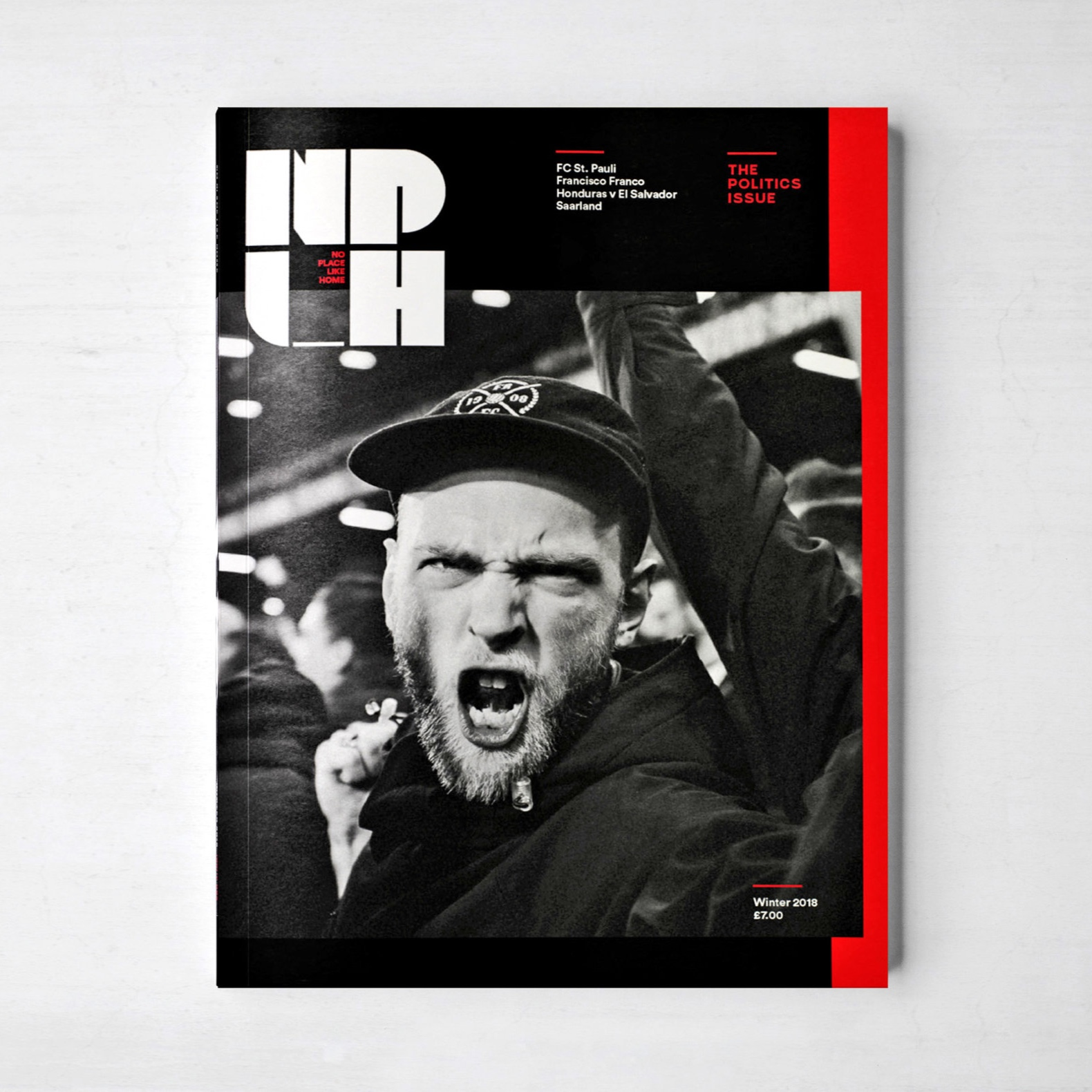 SOLD OUT: ISSUE 3: POLITICS | NOW AVAILABLE AS A DIGITAL COPY
