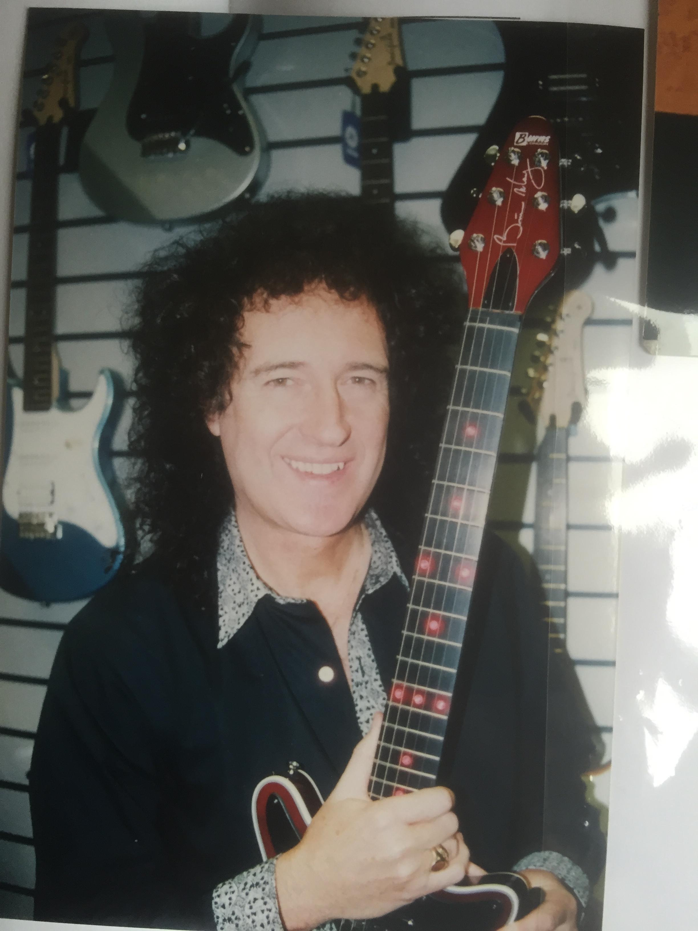 Brian May - Queen