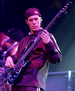 Stefan Lessard - Dave Matthews Band