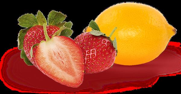 Strawberry + Lemon Extracts