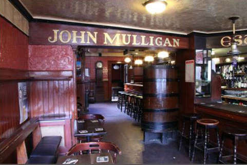 pic from www.mulligans.ie