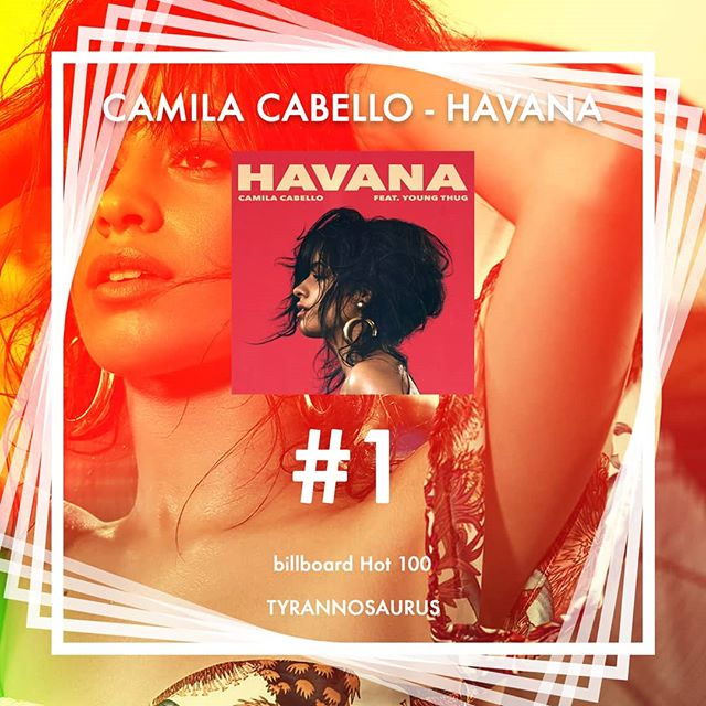 Big ups to @camila_cabello on her first @billboard number one single!  #music #newmusic #newmusicalert #dancemusic #dance #edm #edmlifestyle #5h #house #housemusic #deephouse #singer #singers #songwriter #songwriters #cuba #rnb #singersongwriter #producer #musicproducer #musicproduction #musicproducers #cuban #5thharmony #popmusic #songs #song #eletronicmusic #camilacabello #fifthharmony