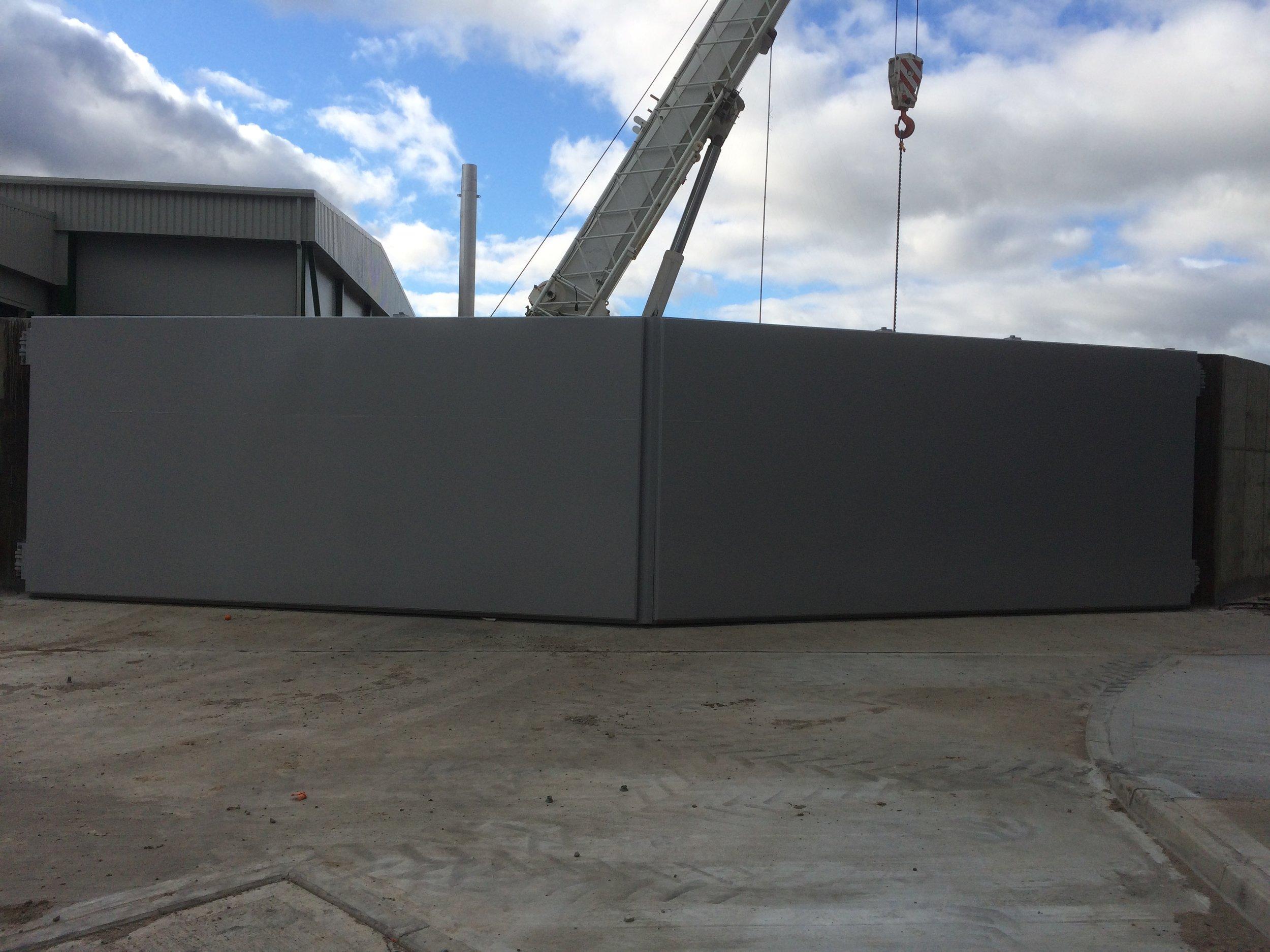 1st defence fabrications Ltd bund gate 5