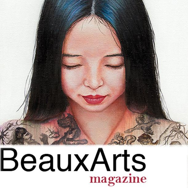 BEAUX ARTS MAGAZINE   Stéphanie Pioda  march 2016