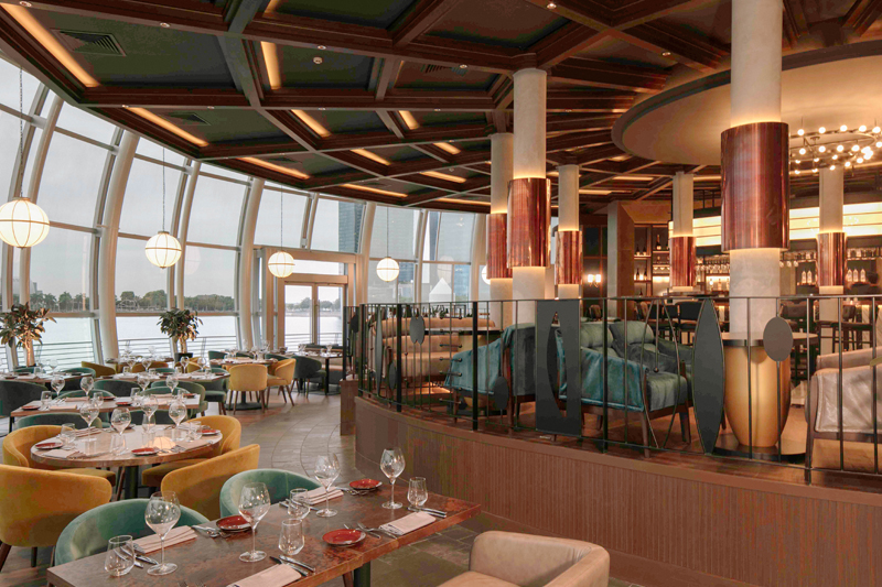 MONTI - 82 Collyer Quay, Singapore 049327