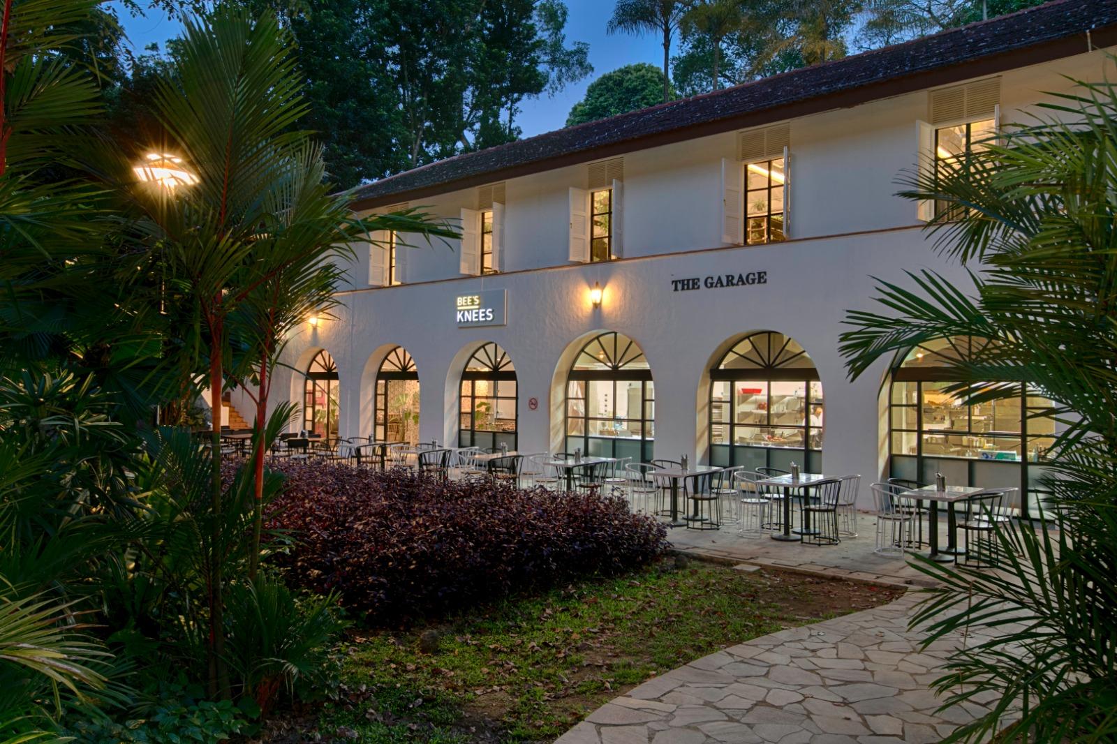 THE GARAGE - 50 Cluny Park Road, Singapore Botanic Gardens, Singapore 257488