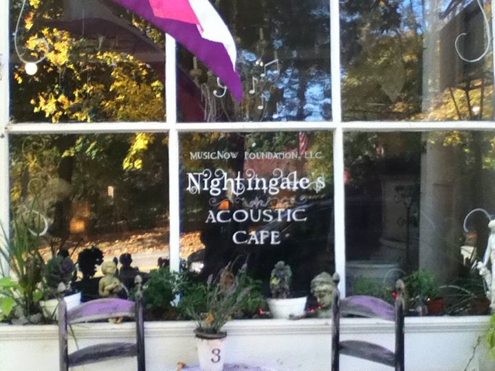 Nightingale's Acoustic Cafe @ 68 Lyme Street