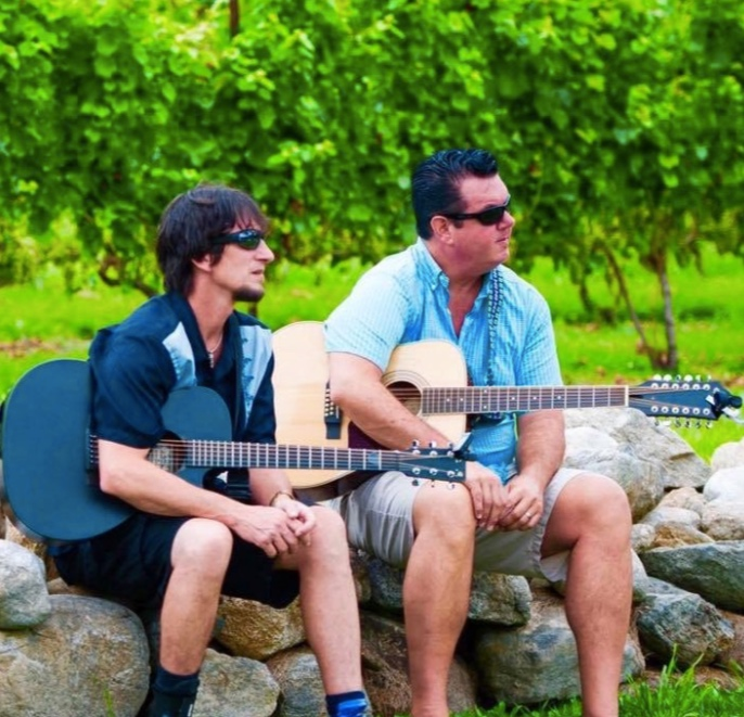 Dr. Jekyll & Mr. Hyde Acoustic Duo - Studio 80 Sculpture Grounds, Saturday, July 27/4-5pmWrap up your afternoon with the acoustic duo John Martorell and Mike Cartwright aka Jekyll & Hyde. These two talented musicians will delight with their skilled acoustics and engaging vocals.