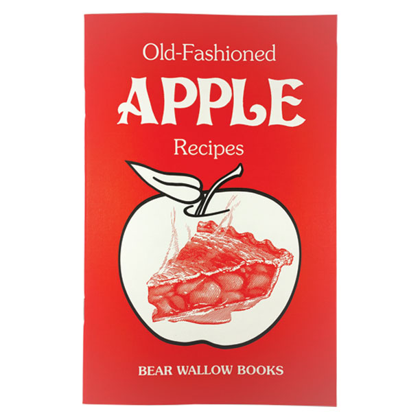 Apple - Old-Fashioned Apple RecipesHistorical notes describe how our ancestors used apples, for food, drink, preservatives and medicines, and pass along tips for using apples which were well known to prior generations. An Apple Guide matches apple varieties with recommended uses. The book contains 73 recipes for apple pies, breads, casseroles, side dishes, salads, soups, cakes, cookies, desserts and explains methods of drying apples.