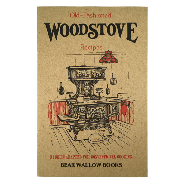 Woodstove - Old-Fashioned Woodstove RecipesNotes include historical descriptions and detailed instructions for cooking with woodstoves as our ancestors did, but the recipes also can be prepared on a modern stove. 58 stovetop and oven recipes range from pancakes to puddings, and include main dishes, side dishes, soups and stews, breads, sauces and desserts.